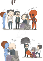 How Charles lost his hair by reichanminh