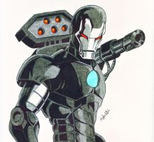 War Machine by MikeES