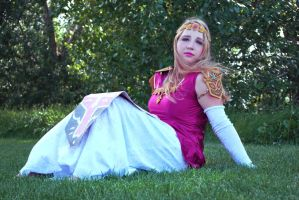 Princess Zelda Cosplay 2.4 by medli96