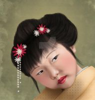 Little Geisha_02 by mayazabeille