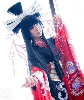 xxxHolic - The Witch Yuuko by LiquidCocaine-Photos