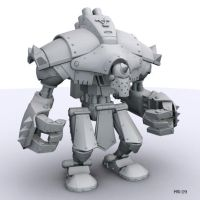 Warmachine - Juggernaut by Hardtop