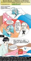 Monster Musume - A Nightmare on KFC Street - Papi  by jmantime-is-Here