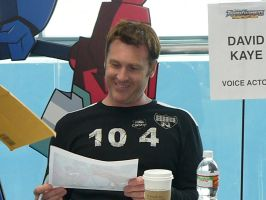 BotCon '08: David Kaye by Sol-Domino