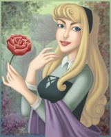 Briar Rose by frandemartino