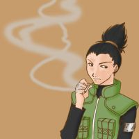 out for a smoke by the-pink-angel