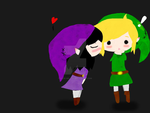 Natia x Link by Rilee-Willow