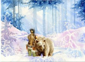 winter by Gai-Gaal