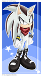 AT: Kalalob the hedgehog by VagabondWolves