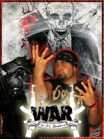 War Is My Shepherd: Tony by TheCaptainSteve