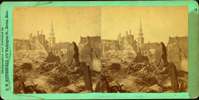 Old South Church, by D. W. Butterfield by yellowishhaze