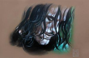 Viggo Mortensen - Aragorn - Lord of the Rings by dmkozicka