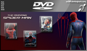 DVD - 2012 - The Amazing Spider-Man by od3f1