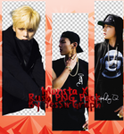[PNG PACK] MONSTA X - RUSH by YesSirGraph