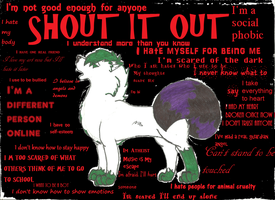 Shout it out by Zacaria-Lain