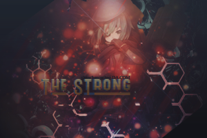 Cover Zing - THE STRONG by ChanCucheoo