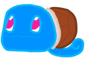 PokeMarbles Squirtle by Keyruka