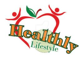 Healthly Lifestyle Logo by purpletbl
