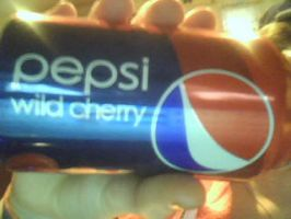 PEPSI CHERRY by megster4321