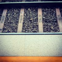 The yellow line by imhsps