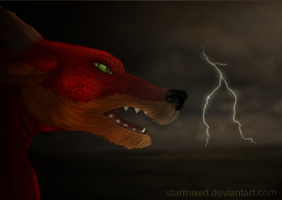 Incoming Storm by starmixed