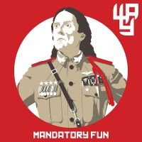 Mandatory Fun Avatar by coffeestained