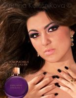 Estee Lauder Ad 3 by barefootink