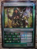 Elvish Visionary DCI Promo - Life Counter by HturtSeil