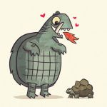 Gamera by TheBeastIsBack