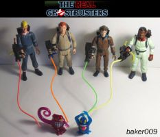 Real Ghostbusters Custom Restoration by Baker009