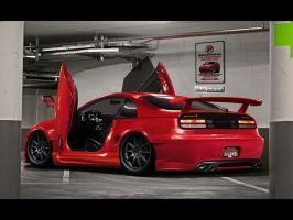 Nissan 300 ZX by roleedesign