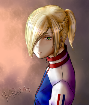 Yurio for Sky by Kveria