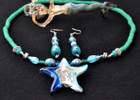 Sea Star Set by copper9lives