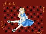 Alice by Aiya-X