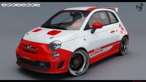 Fiat 500 Abarth esseesse 2 by RJamp