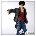 FOR SALE VOLKS RYOYA KONOE OUTFIT by fransyung