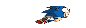 Baner: Sonic and the spikes by adamis