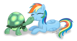 Tank and Dash by AleximusPrime