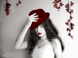 The Red Hat :: ivy by temporary-peace