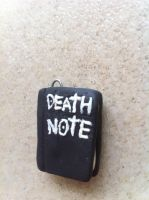 Death Note Keychain by UniqueT