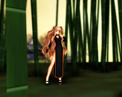 -MMD- A Diva in China by MagicalFlyingTurtle