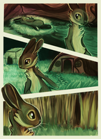 Crossed Claws page7 by geckoZen