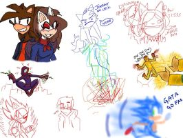 Doodle dump thing by gameoverYEAAA