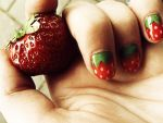 Say hey hey strawberry by Moets