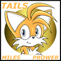 Tails Icon by DragonQuestHero