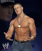 John Cena the ChamP by DaRKmAN306