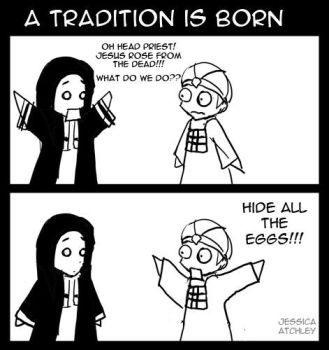 A Tradition is Born by icyookami