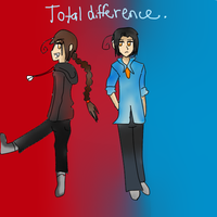 Wonderful life of Differences by AskHyun-kiNKorea