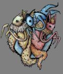 The Original Eevee-lutions by Bahjyy