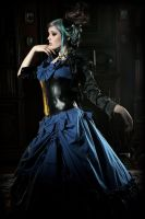 Victorian Lady 01 by FateModel